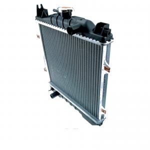 JOYNER RADIATOR for  650cc Engine Part # D800.04.02.01.00