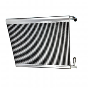 Hydraulic Oil Cooler for Kobelco Excavator SK100-3, SK120-3, 905 LC II