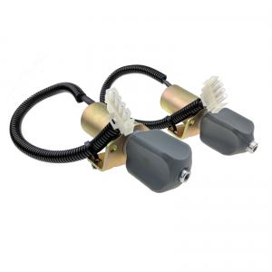 Exhaust Solenoid Set For Corsa Marine Captain's Call Electric Diverter Systems