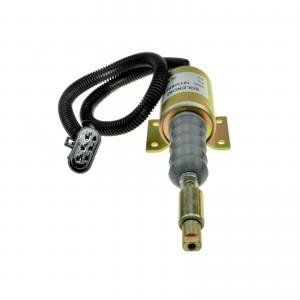 New Fuel Injection Solenoid 1813868C1 International DT360 DT466 for Navistar