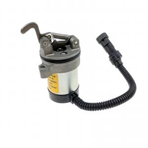 Bobcat Fuel Shut Off Solenoid 863 864 873 883 Diesel Deutz Skid Steer Loader