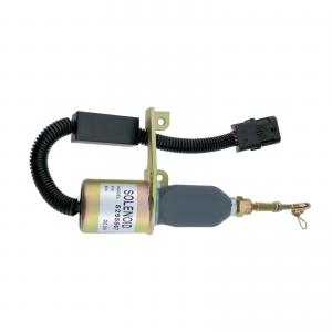 24 Volt Fuel Shutoff Solenoid for Cummins 5295567 4942879