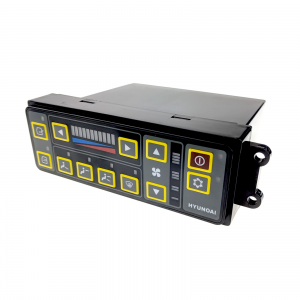 R210-7 R210LC-7 Air Conditioner Controller 11N6-90031 for Hyundai  Excavator