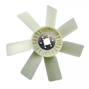 Cooling Fan for Komatsu D31P-18 D31P-20 D31  Part#6006236520  6D95 6D95L